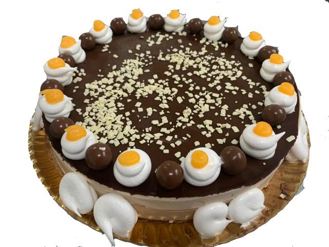 Tarta de 3 chocolates. 1.5kg