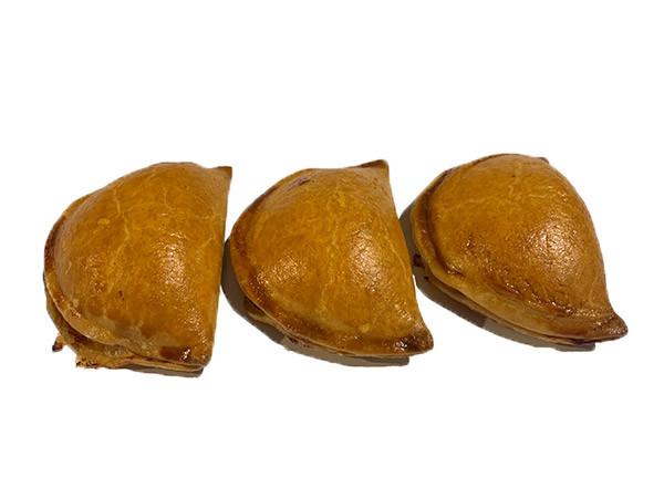 Empanadillas de atún y huevo