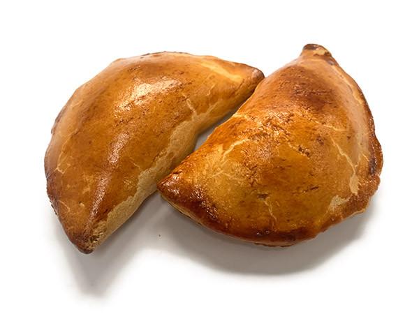 Empanadillas de bechamel