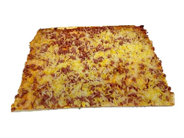 Pizzas de jamon york