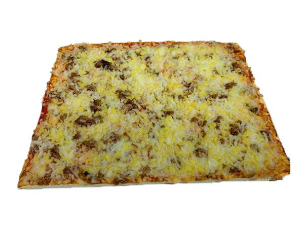 Pizzas de atún
