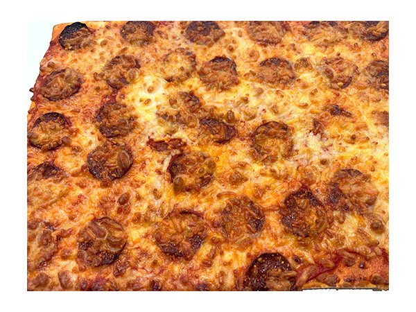 Pizzas de peperoni