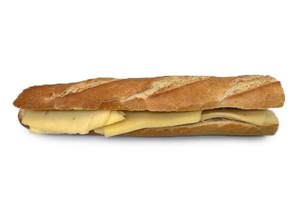 Bocadillo de queso grande