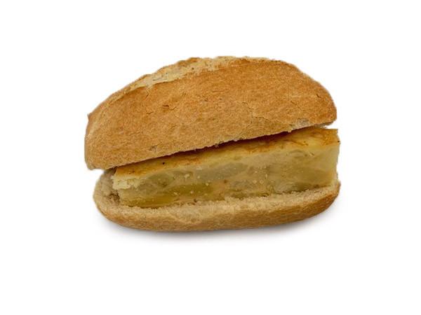 Bocadillo de tortilla de patatas pequeño