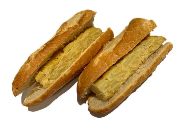 Bocadillo de tortilla de patatas mediano